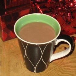Simple Chocolate Chai Tea