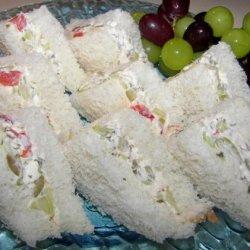 Grandma's Cucumber Tea Sandwiches