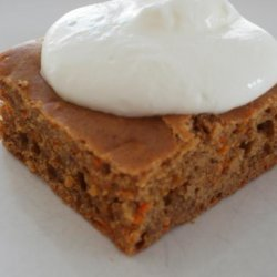 The Skinny Bride's Guide to Carrot Cake