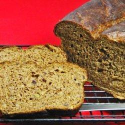 Fig Walnut Wheat Yeast Bread (ABM)