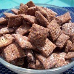 White Trash Snack Mix (Microwave)