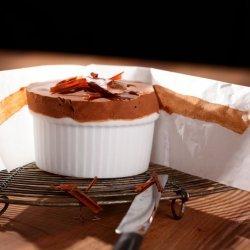 Frozen Chocolate  souffles  recipe