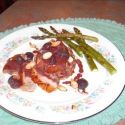 Duck Breast Marinated in Buttermilk & Sage on Brown Rice Stu