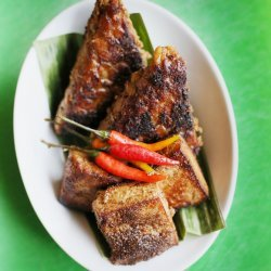 Ma Po Tofu With Tempeh