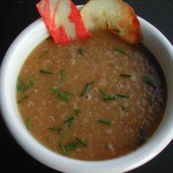 Apple-Potato Soup