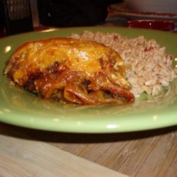 Kevin's Famous Beef Enchilada Casserole