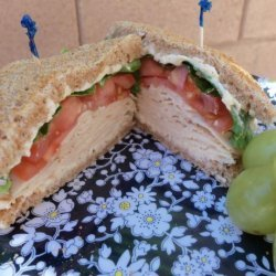 Gouda Turkey Club recipe