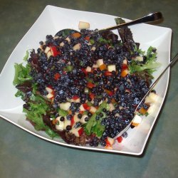 Blueberry Salsa Salad