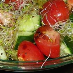 Quick Rocket Salad recipe
