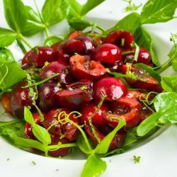 Bing Cherry Salad recipe
