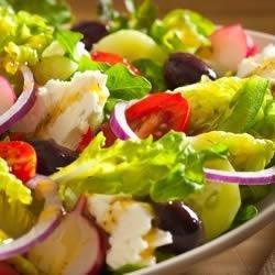 Greek Salad by Filippo Berio(R) recipe
