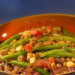 Pea Corn Salad