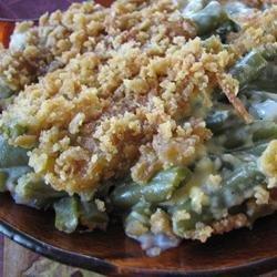 Grandma's Green Bean Casserole