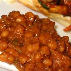 Boston Baked Beans recipe