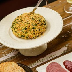Curried Cheese Ball