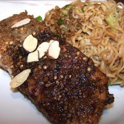 Spice Crusted Salmon