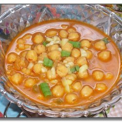 Lablabi - Tunisian Chickpea Soup