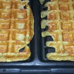 Lentil Waffles