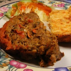 Italian Style Meatloaf recipe