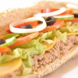 Super Submarine Sandwich