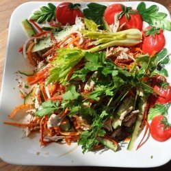 Awesome Vietnamese Chicken Salad