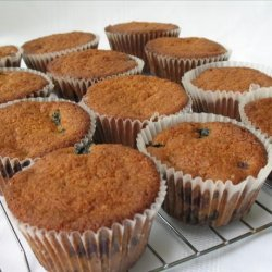 Barefoot Contessa's Blueberry Coffee Cake Muffins