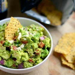 Easy Chunky Guacamole Recipe - Details, Calories ...