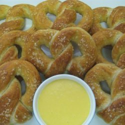 Soft Ball Pretzels Courtesy of Paula Deen
