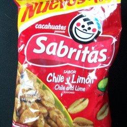 Chile-Lime Peanuts recipe