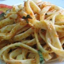 World's Fastest Tomato Sauce Pasta