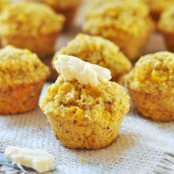 Quinoa Corn Muffins