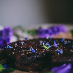 Flourless Almond Chocolate Cake
