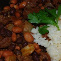 Chorizo and Beans recipe