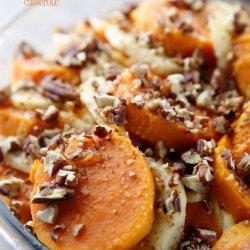 Sweet Potatoes and Apple Casserole