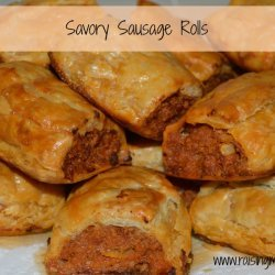 Savory Sausage Rolls