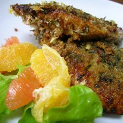 Spicy Mackerel Broil