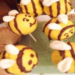 Honey Cake W/Cinnamon Cream Cheese Frosting