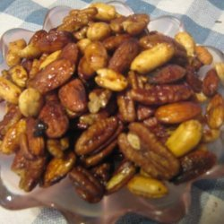 Maple Spice Nuts