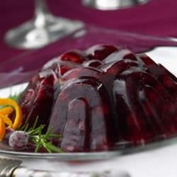 Cranberry Fruit Mold recipe