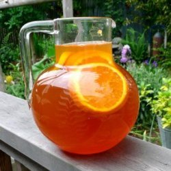 Iced Rooibos and Forest Fruit Tea recipe