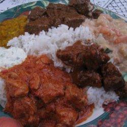 Shahi Korma recipe