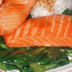 Szechuan-Style Smoked Salmon recipe