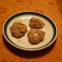 Gluten-Free Tropical Oatmeal Cookies