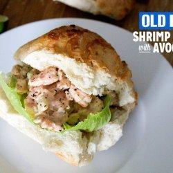 Old Bay Shrimp Salad