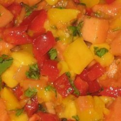 Mango Chili Salsa recipe