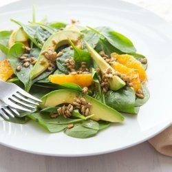 Citrus Sesame Salad