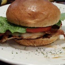 Bacon-Provolone Chicken Sandwiches