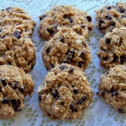 Guilt Free Chocolate Chip Cookie
