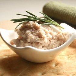 Bean and Ham Dip With Garlic and Rosemary