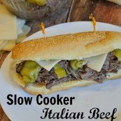 Italian Beef Sandwiches II
